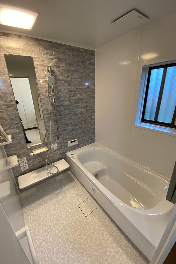 F様邸浴室施工後